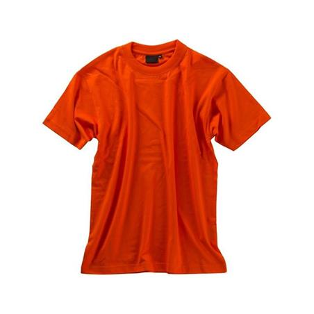 T-SHIRT PREMIUM ID VON BEB / FARBE: ORANGE - KASACKS IN GROESSE 54 4XL - BEB KASACK - BEB BERUFSBEKLEIDUNG - BEB KASACKS - BEB KITTEL - BEB ONLINESHOP